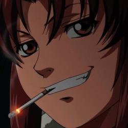 Красивые картинки Черная Лагуна из аниме (3)