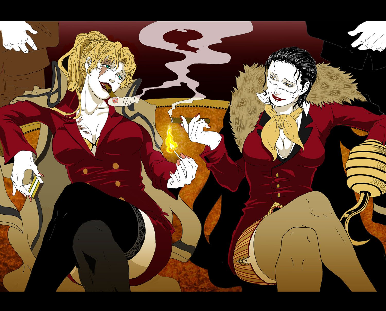 Красивые картинки Черная Лагуна из аниме (6)