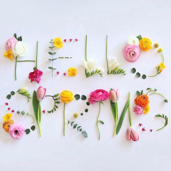 Красивые открытки Здравствуй Весна   подборка (12)