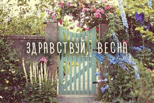 Красивые открытки Здравствуй Весна   подборка (7)