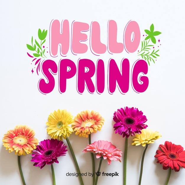 Красивые открытки Здравствуй Весна   подборка (8)