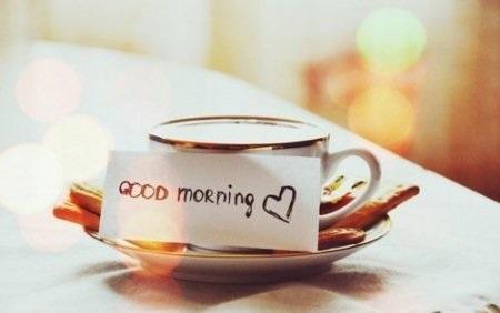 Милые пожелания доброго утра любимой девушке, своими словами (24 фото) 14