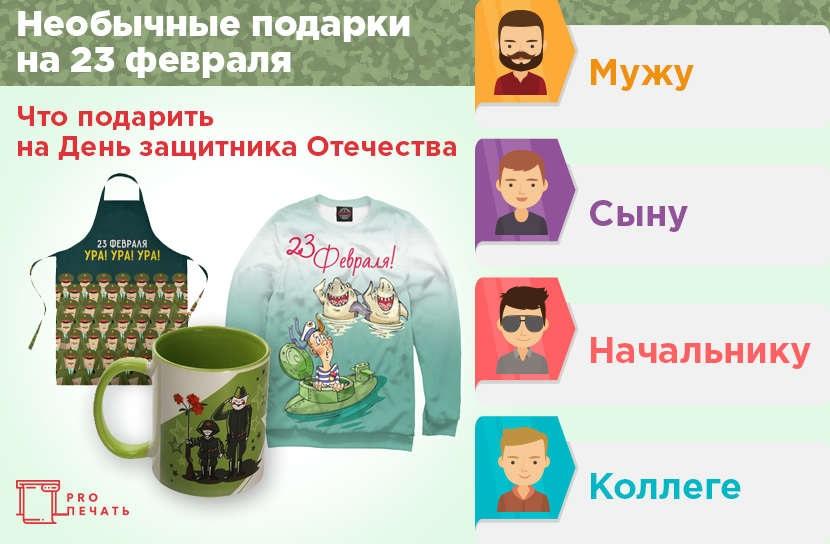 Оригинальные подарки на 23 февраля мужчинам, в картинках (23 фото) 03