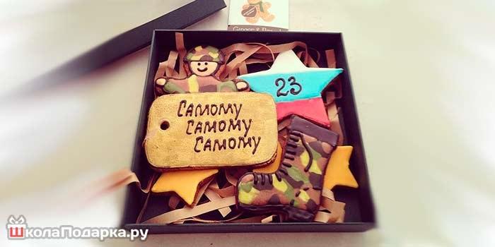 Оригинальный подарок мужчинам на работе на 23 февраля (25 фото) 20