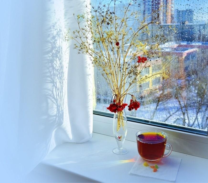 Открытки с добрым и теплым утром февраля   большая подборка (3)