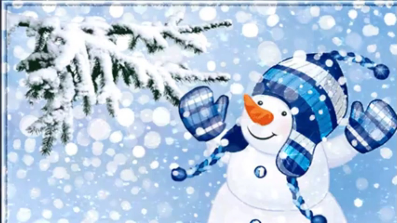 Топовые открытки с добрым зимним настроением 18