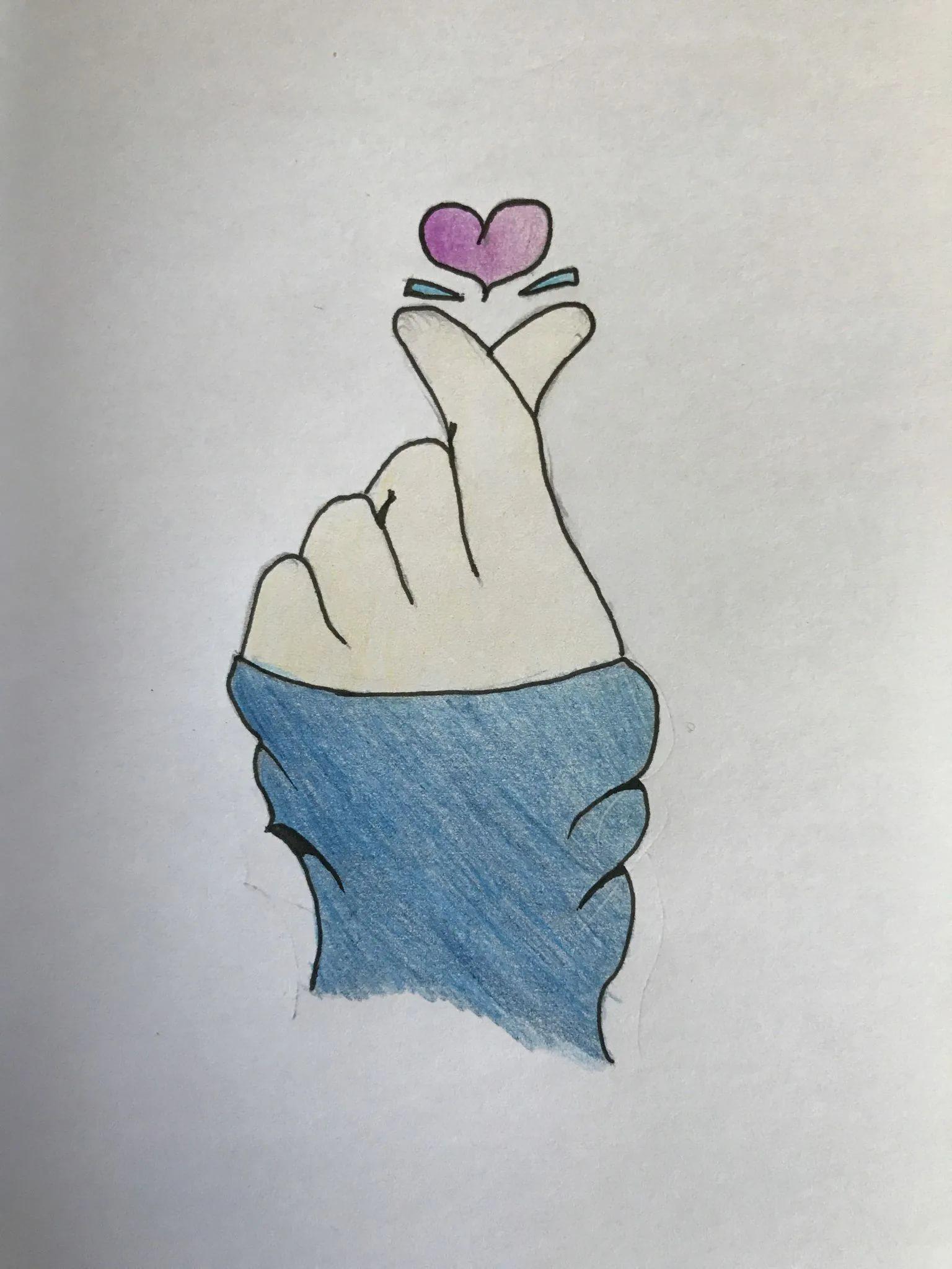 Милые и легкие рисунки для срисовки   самые красивые 4