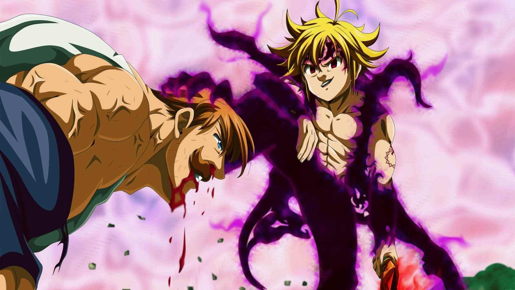 Картинки самый популярный аниме персонаж 03