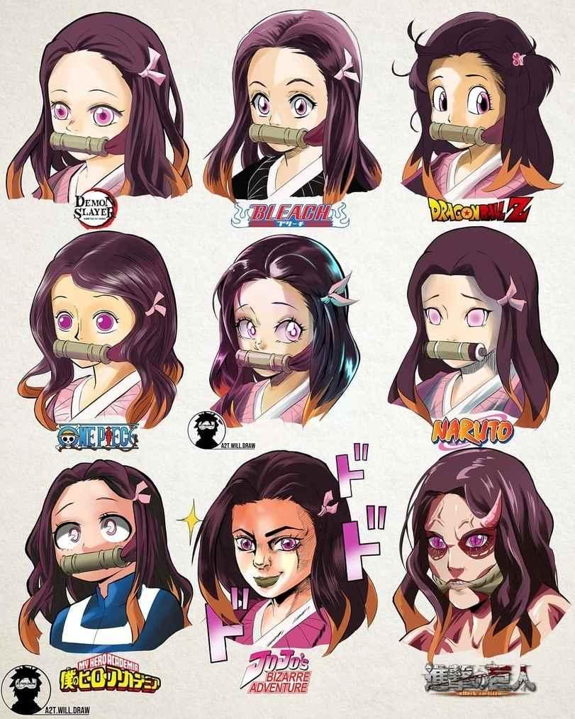 Картинки самый популярный аниме персонаж 18