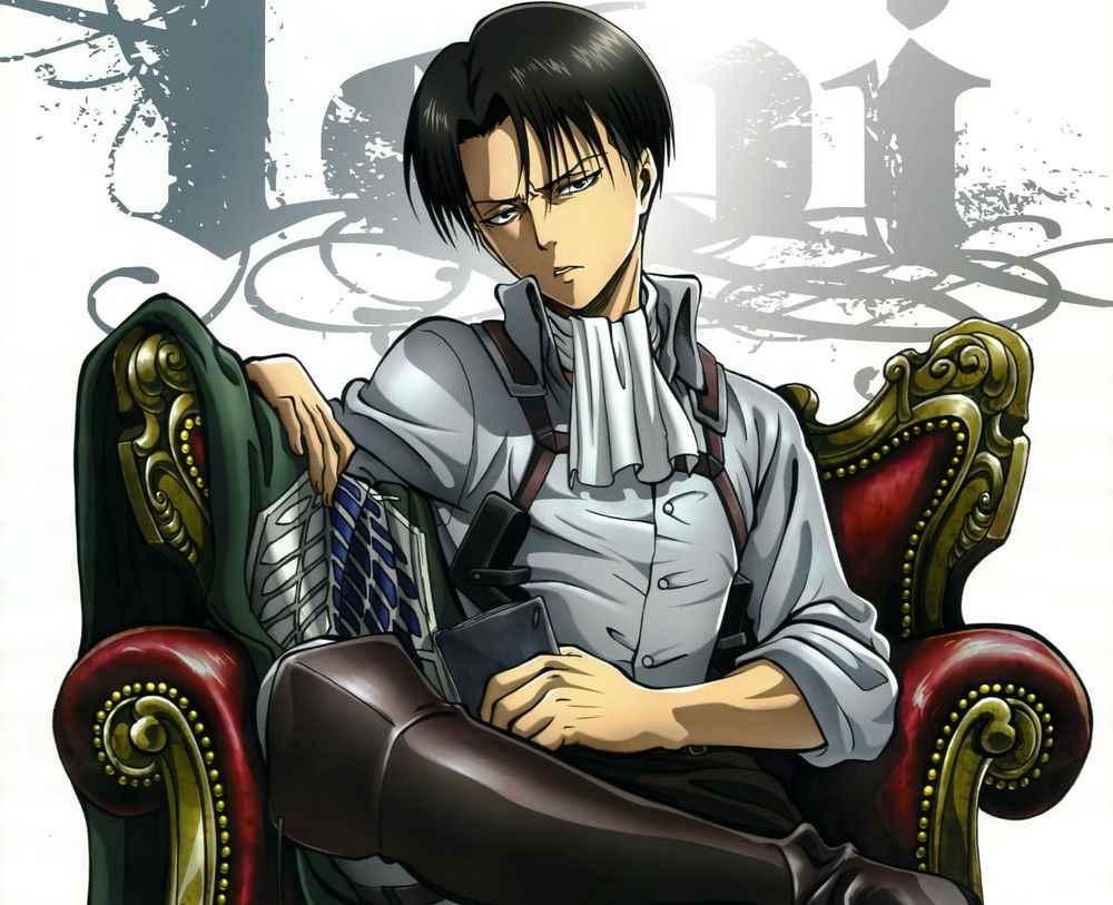 Картинки самый популярный аниме персонаж 19