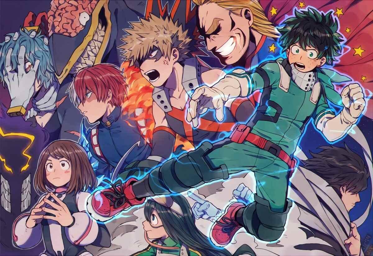 Картинки самый популярный аниме персонаж 20