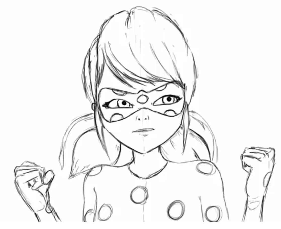 Красивые аниме глаза для срисовки, легкие 07