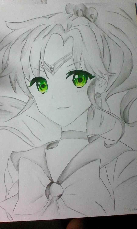 Красивые аниме глаза для срисовки, легкие 13
