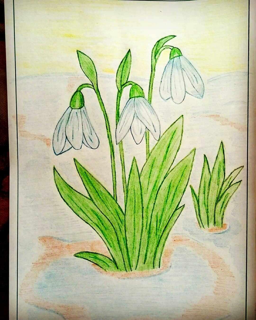Красивые картинки для детей весна пришла 10