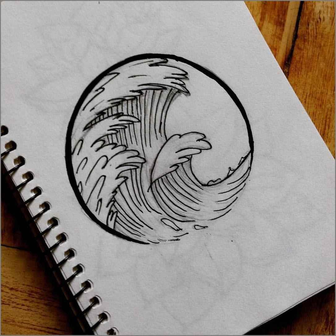 Красивые срисовки для скетчбука маленькие и милые 17
