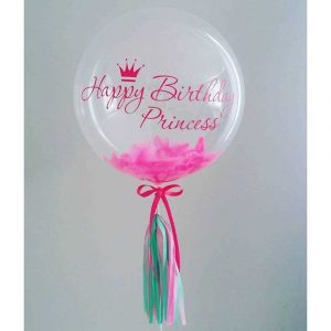 Красивые шарики на день рождения для девочки 20