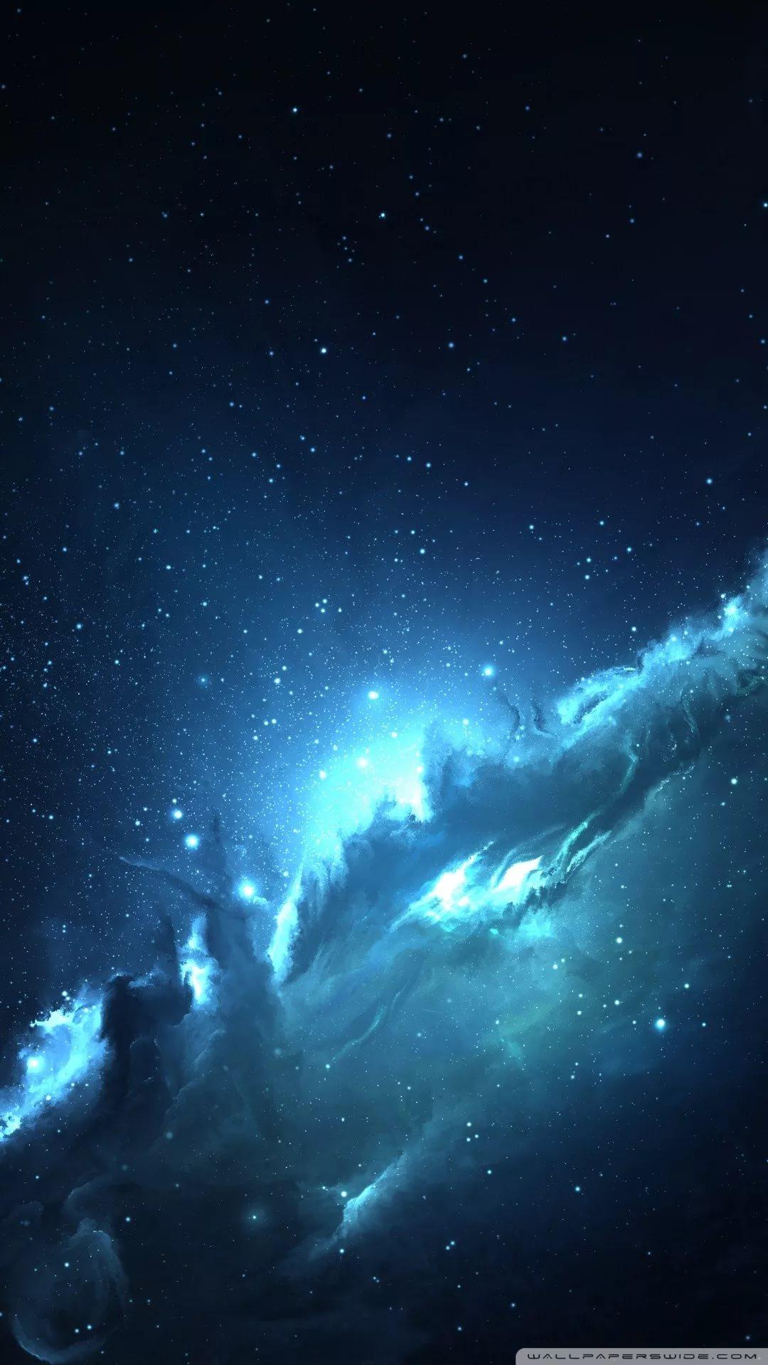 Красивые 4к обои космос на телефон 11
