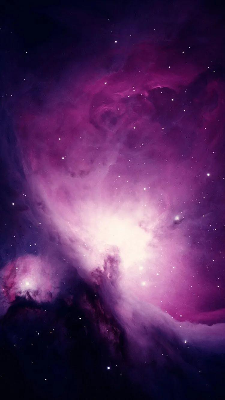 Красивые 4к обои космос на телефон 19