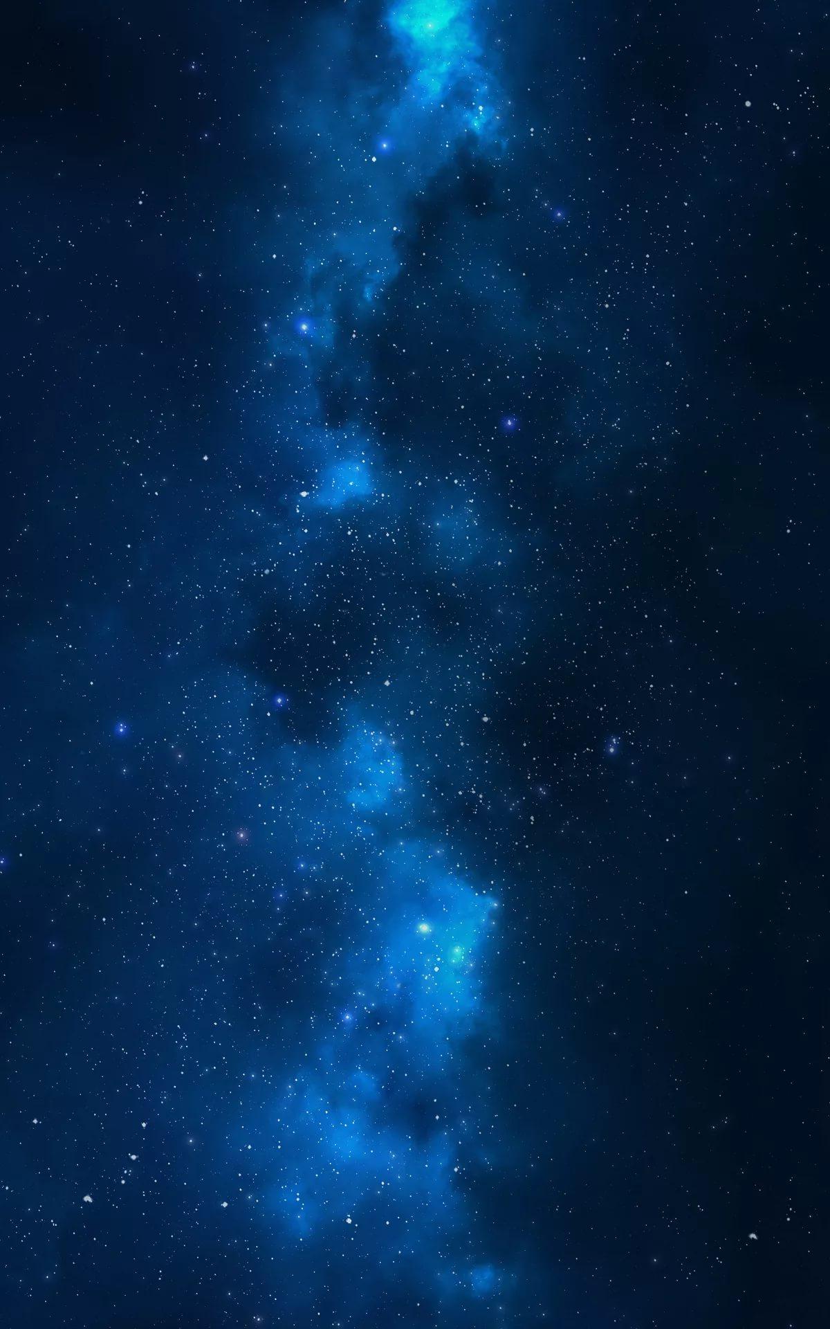 Красивые 4к обои космос на телефон 7