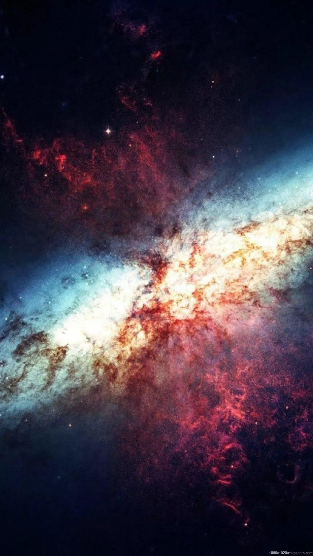Красивые 4к обои космос на телефон 8
