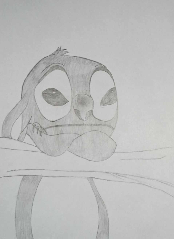 Рисунки карандашом животные из мультиков 10