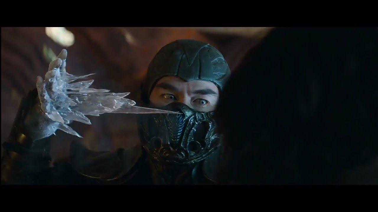 Сабзиро из фильма Мортал комбат