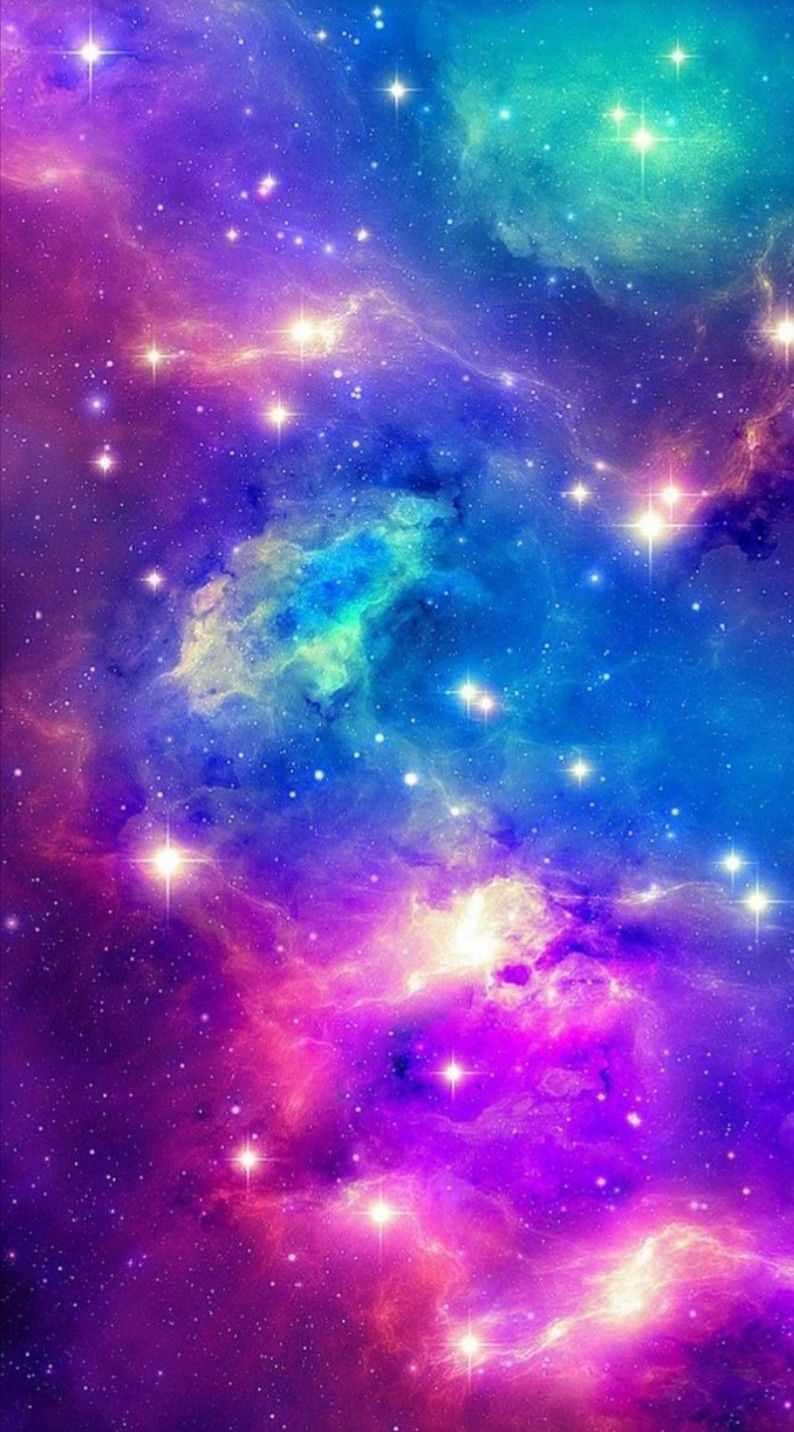 Скачать картинки космоса красивые для срисовки 10