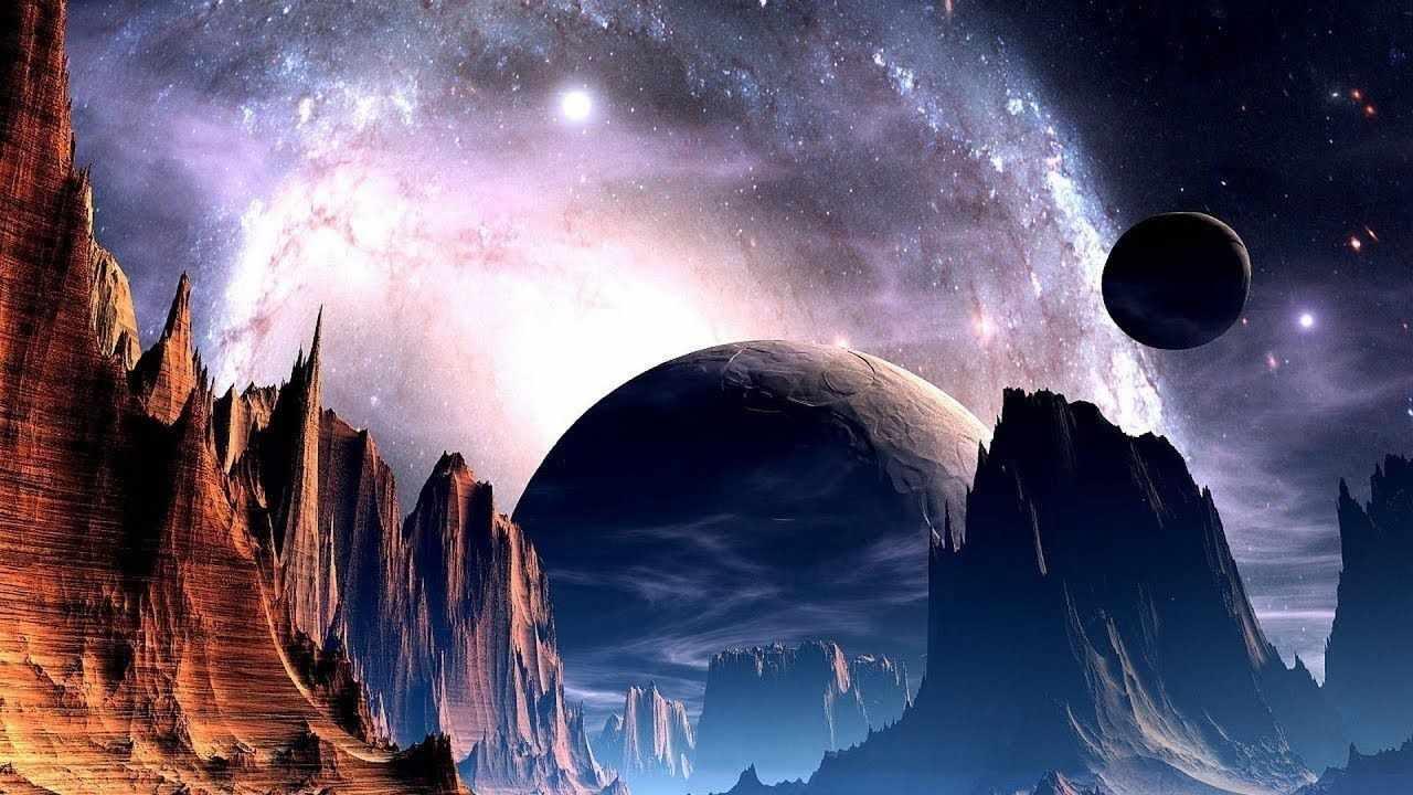 Скачать картинки космоса красивые для срисовки 11