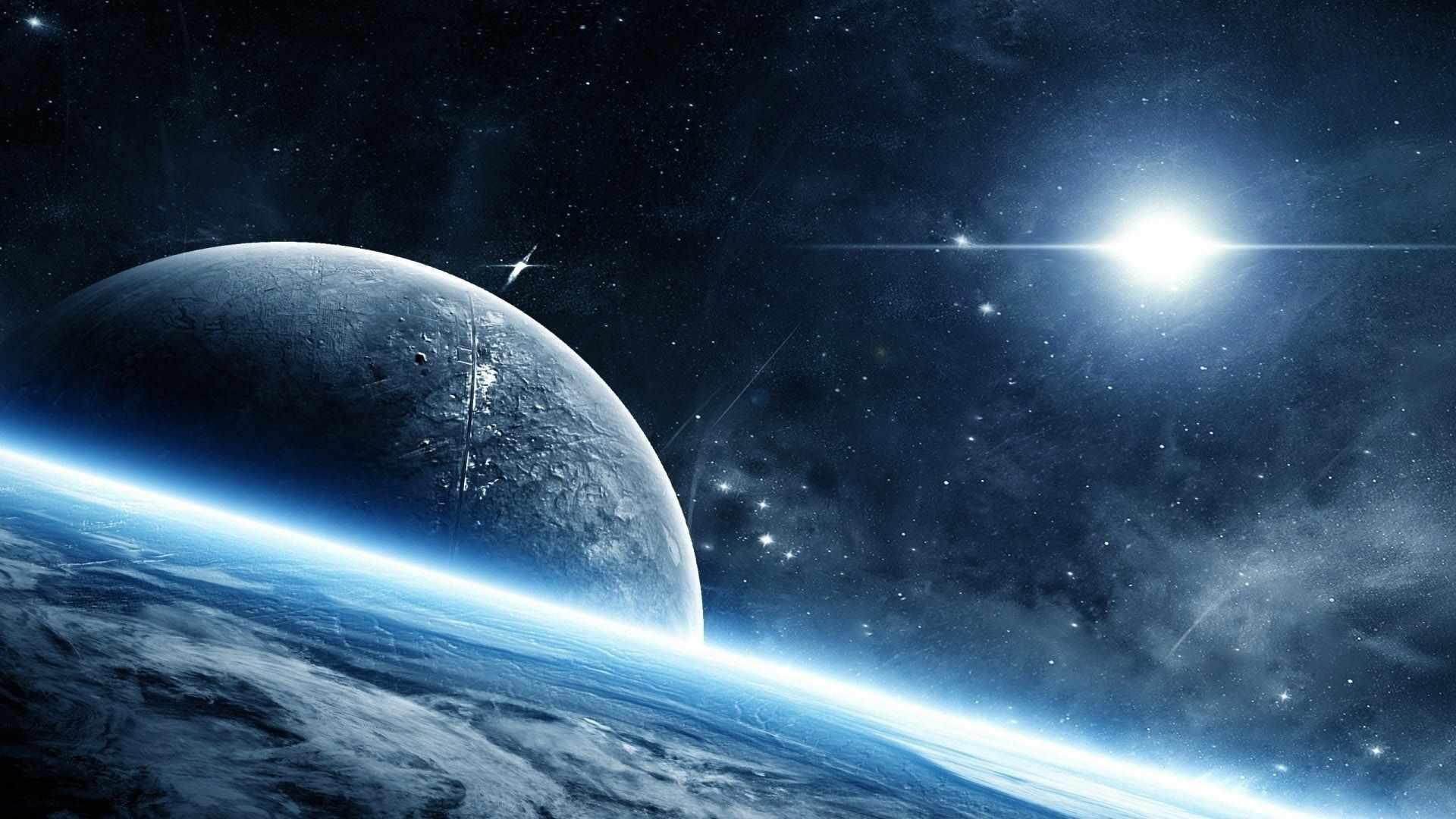 Скачать картинки космоса красивые для срисовки 18