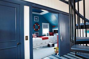 Фото, картинки дверей в детскую комнату 05