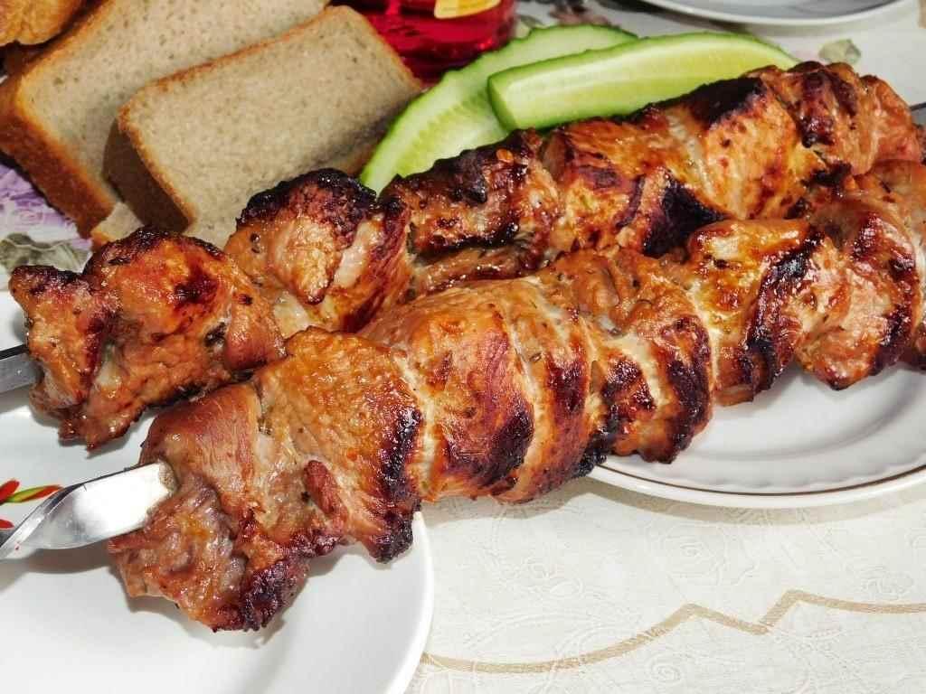 Вкусные картинки шашлык из свинины, фото 02