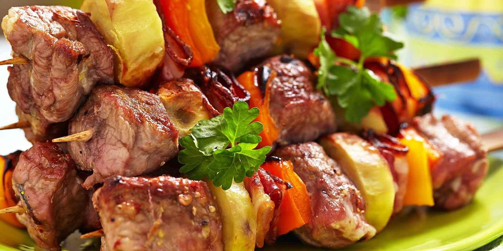 Вкусные картинки шашлык из свинины, фото 06