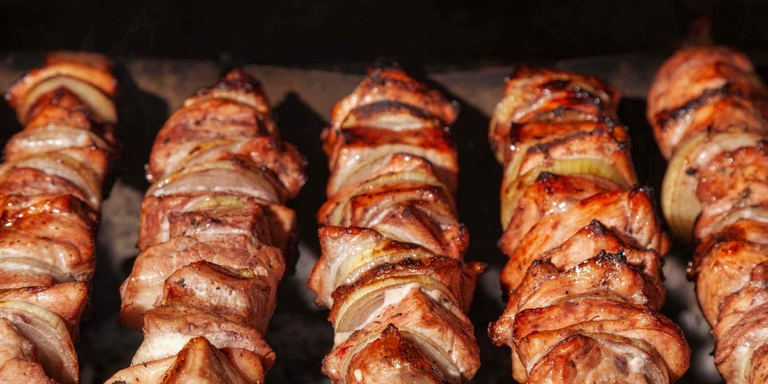 Вкусные картинки шашлык из свинины, фото 07