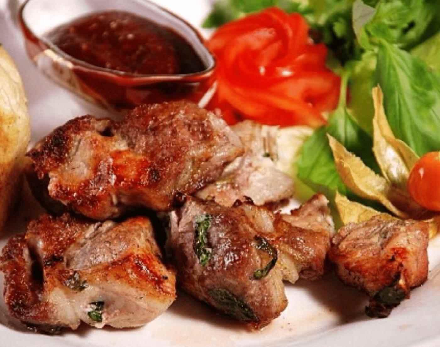 Вкусные картинки шашлык из свинины, фото 08