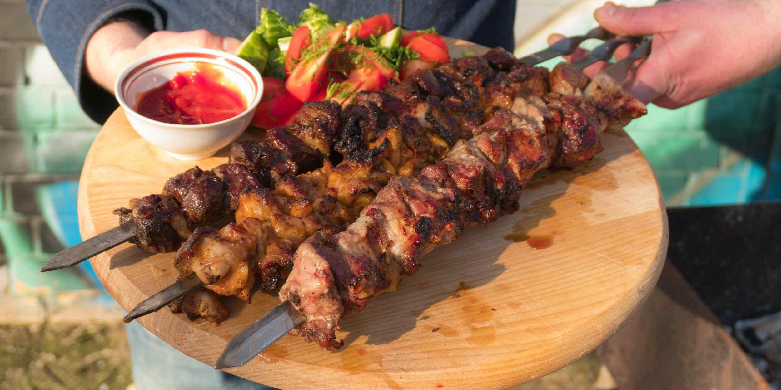 Вкусные картинки шашлык из свинины, фото 11