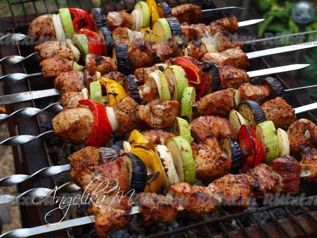 Вкусные картинки шашлык из свинины, фото 17
