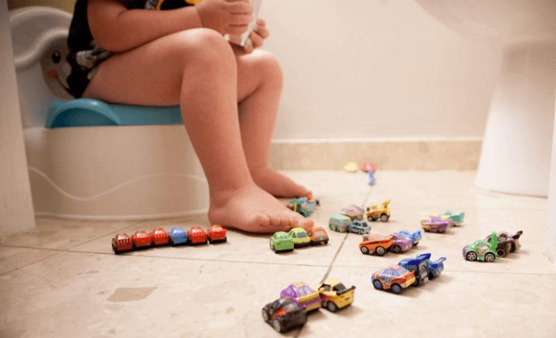Запор у ребенка 3 года 2