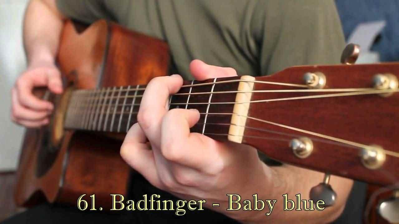 Красивая акустическая гитара фото, подборка 06