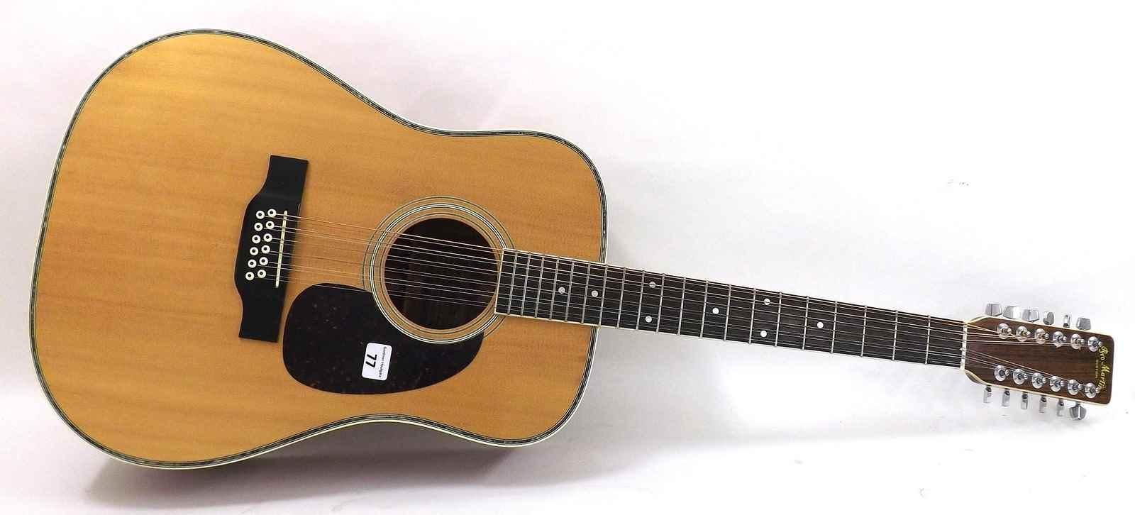 Красивая акустическая гитара фото, подборка 08