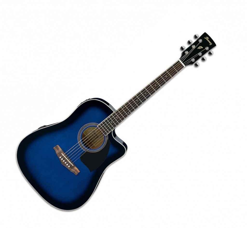 Красивая акустическая гитара фото, подборка 09