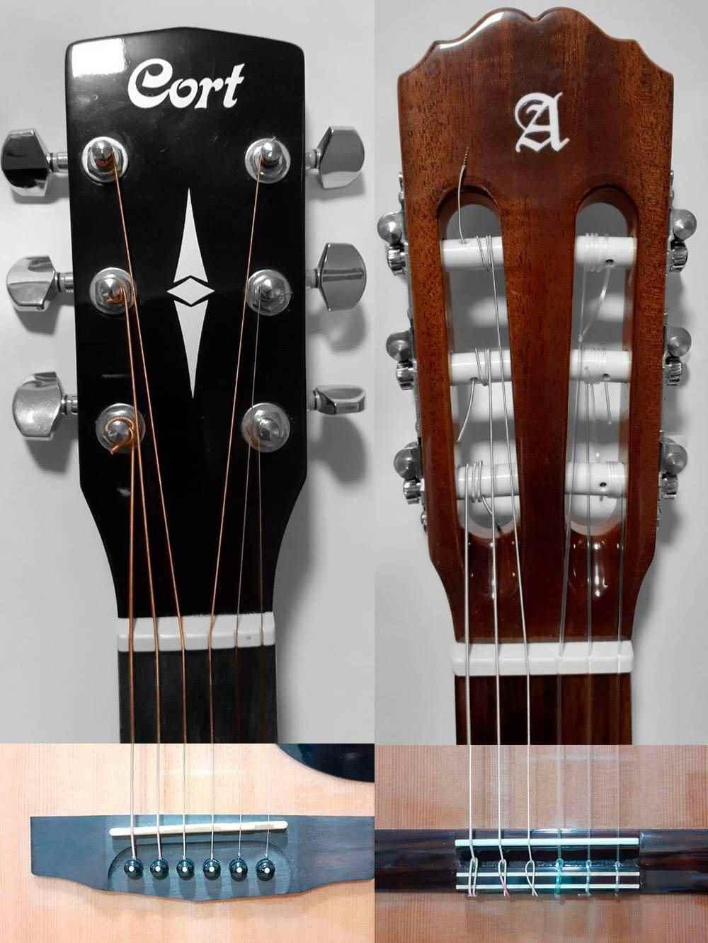 Красивая акустическая гитара фото, подборка 10