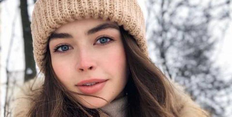 Красивые девушки фото в шапке (29)