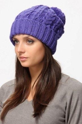 Красивые девушки фото в шапке (6)