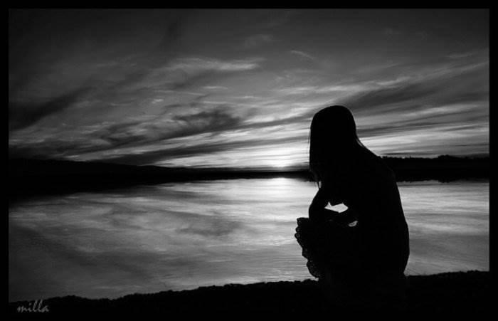 Лучшие фото черно белое грусть (11)