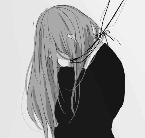 Лучшие фото черно белое грусть (12)
