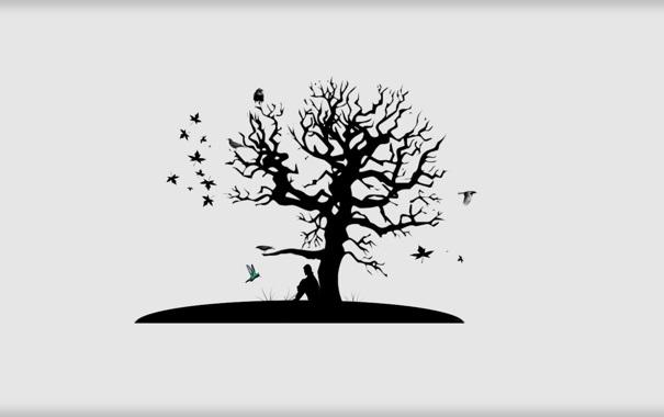 Лучшие фото черно белое грусть (14)