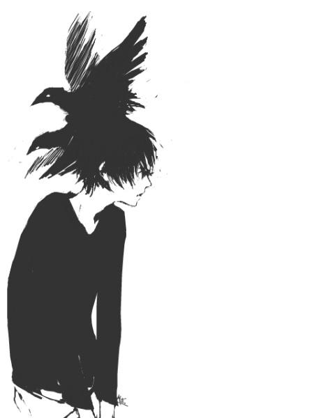 Лучшие фото черно белое грусть (16)
