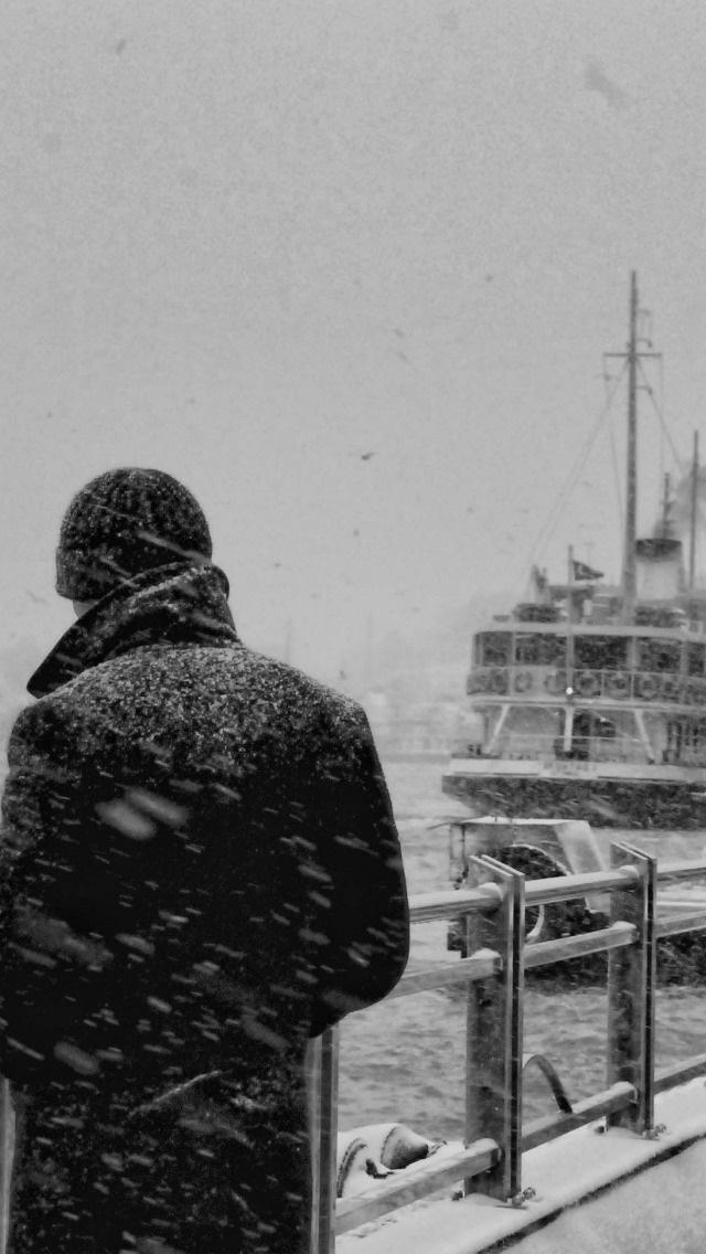 Лучшие фото черно белое грусть (17)