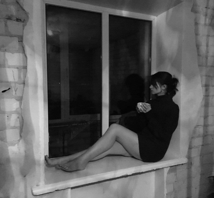 Лучшие фото черно белое грусть (22)