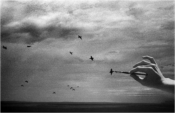 Лучшие фото черно белое грусть (26)